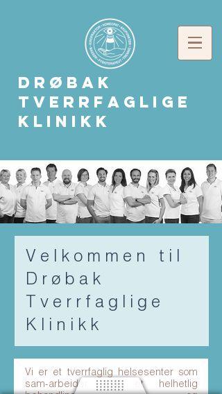 Mobile preview of dtklinikk.no