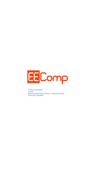 Mobile preview of eecomp.se