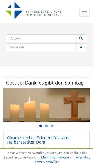 Mobile preview of ekmd.de