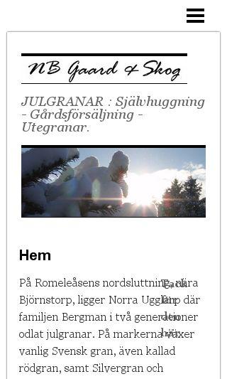 Mobile preview of ekogran.se