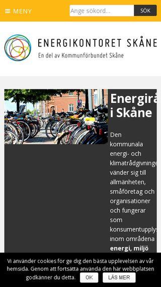 Mobile preview of ekrs.se