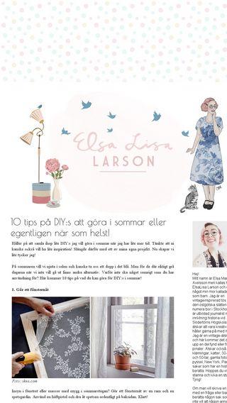 Mobile preview of elsalisalarson.blogg.se