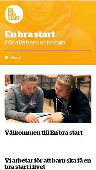 Mobile preview of torsakersif.se