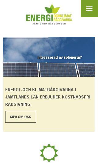 Mobile preview of energirad.se