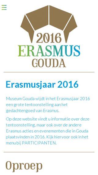 Mobile preview of erasmus2016.nu
