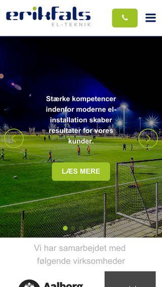 Mobile preview of erik-fals.dk