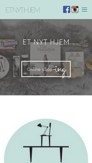 Mobile preview of etnythjem.nu