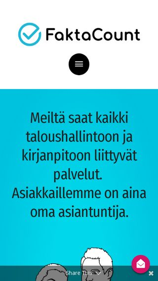 Mobile preview of faktacount.fi