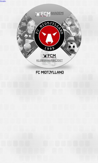 Mobile preview of fcm.dk