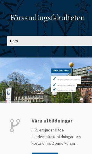Mobile preview of stpetri.se