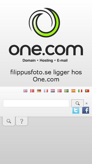 Mobile preview of filippusfoto.se