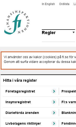 Mobile preview of lånapengarutanuc.se