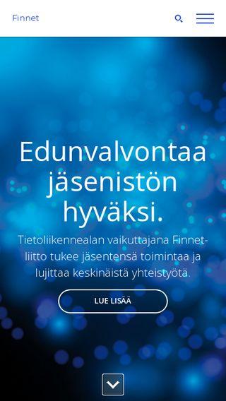 Mobile preview of netorek.fi