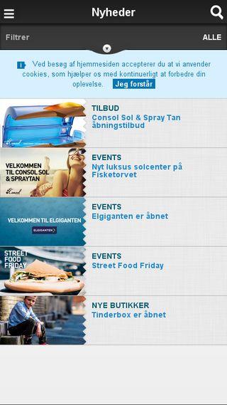 Mobile preview of fisketorvet.dk