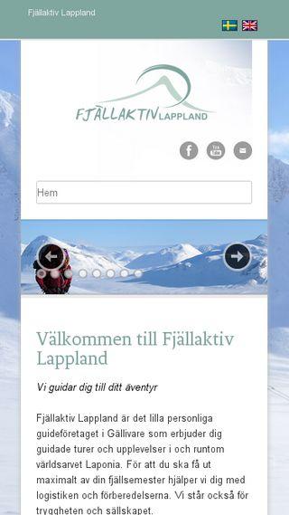 Mobile preview of fjallaktiv.se