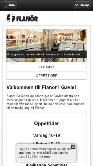Mobile preview of flanor.se