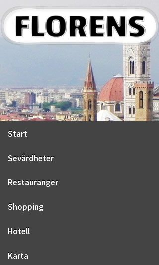 Mobile preview of florensguiden.se