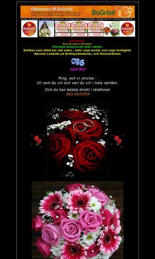 Mobile preview of floristen.nu