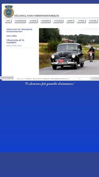 Mobile preview of fordonshistoriker.se