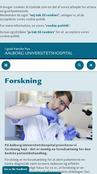 Mobile preview of forskningenshus.dk