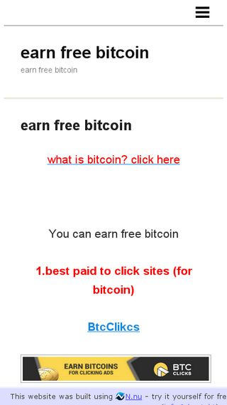 Mobile preview of freebtc.n.nu
