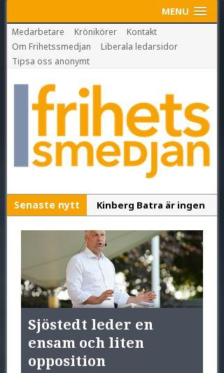 Mobile preview of copyriot.se