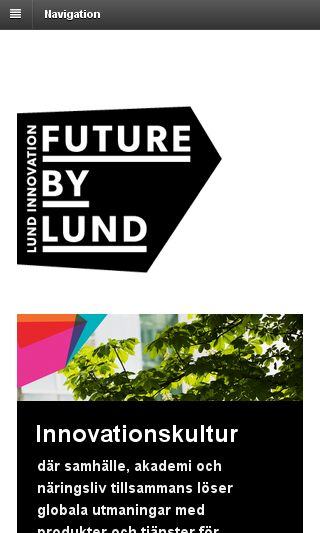 Mobile preview of futurebylund.se