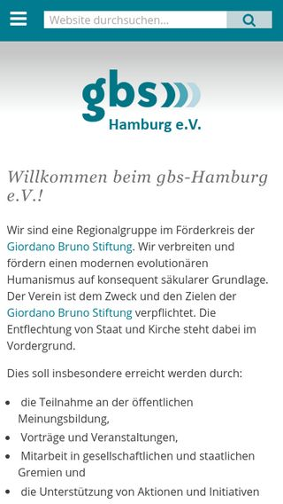 Mobile preview of gbs-hh.de
