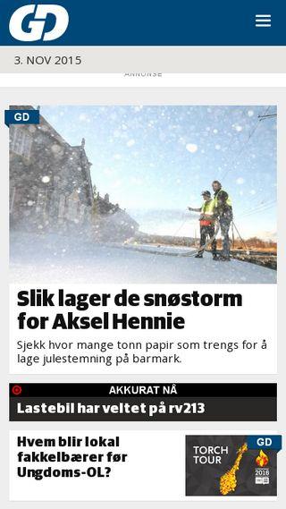 Mobile preview of utsiktsbakken.com