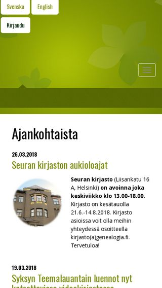 Mobile preview of genealogia.fi