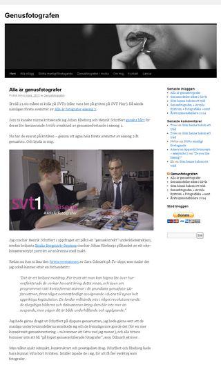 Mobile preview of genusfotografen.se