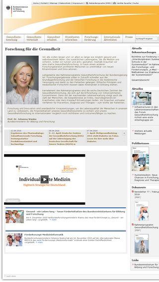 Mobile preview of biomarcare.eu