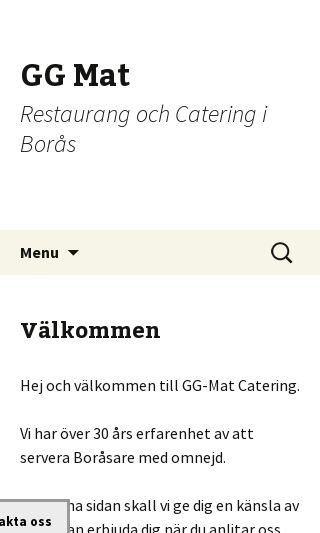 Mobile preview of gg-mat.se