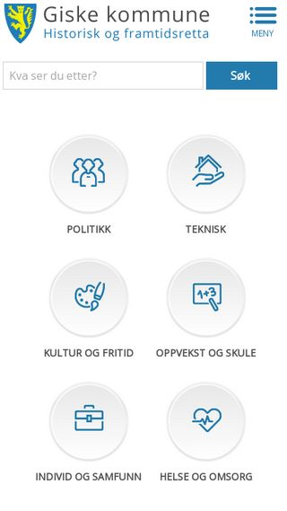 Mobile preview of giske.kommune.no