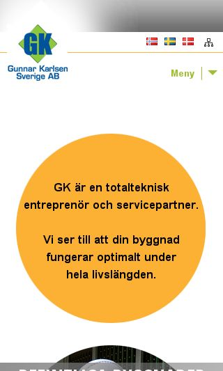Mobile preview of gunnar-karlsen-sverige-ab.mynewsdesk.com