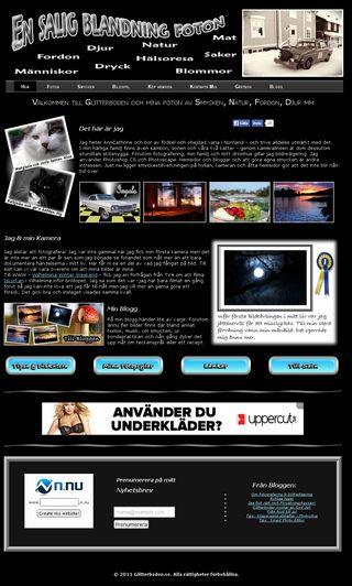 Mobile preview of glitterboden.se