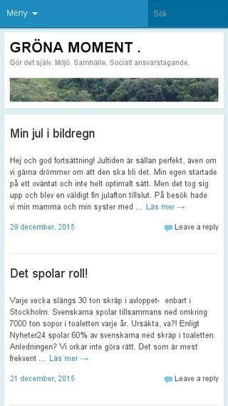 Mobile preview of sandrajunhammar.se