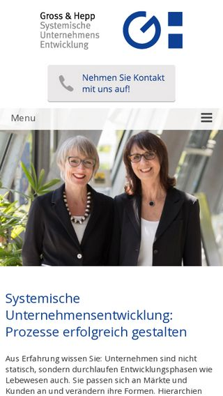 Mobile preview of grossundhepp.de
