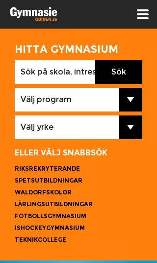 Mobile preview of framtidsutveckling.se