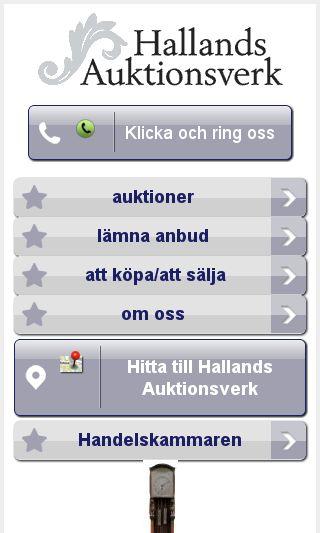 Mobile preview of hallandsauktionsverk.se