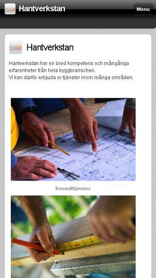 Mobile preview of hantverkstan.se