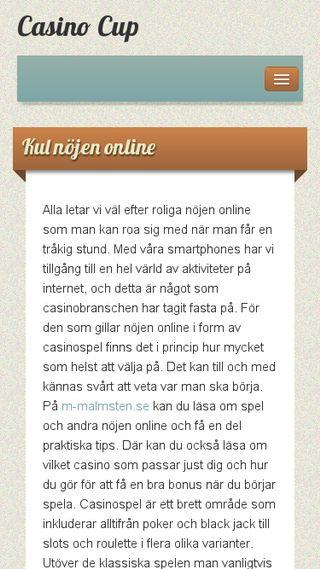 Mobile preview of havsoringcup.se
