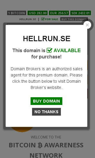 Mobile preview of hellrun.se