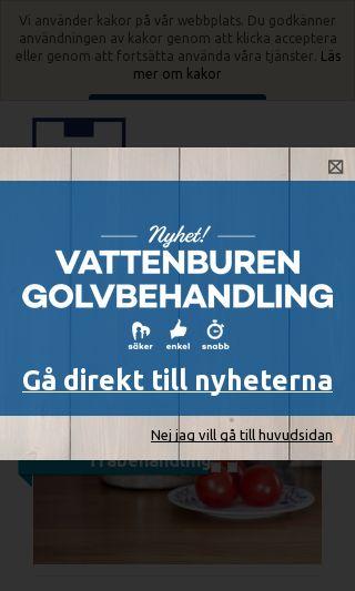 Mobile preview of herdins.se