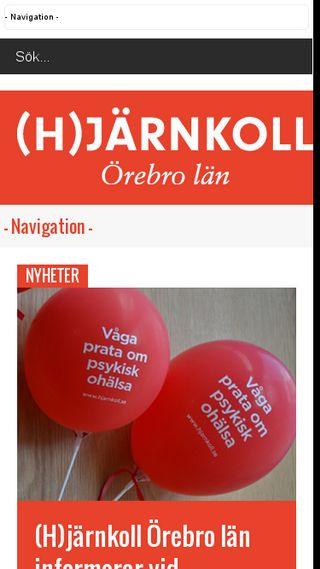 Mobile preview of hjarnkoll-orebrolan.se