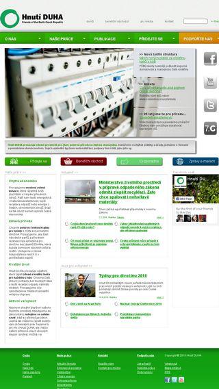 Mobile preview of hnutiduha.cz