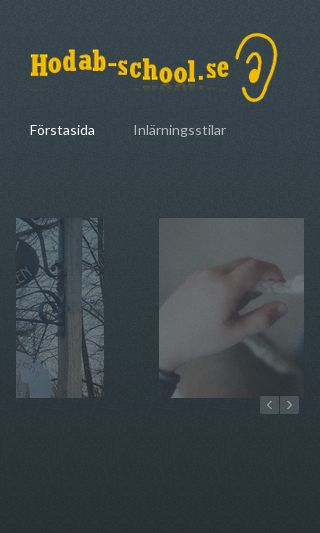 Mobile preview of hodab-school.se