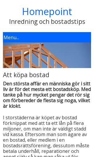 Mobile preview of byggmarknad.se