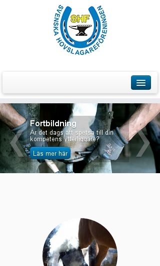 Mobile preview of ridsportgalan.se