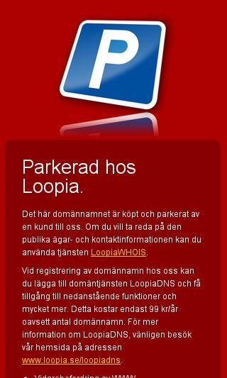 Mobile preview of hundoteket.se